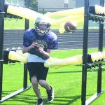 Middle schoolers gain insight to DC football