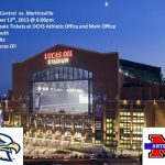 LUCAS OIL STADIUM SHOWDOWN AT SUNDOWN
