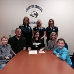Alix Baugh Signs Letter of Intent with IU Northwest