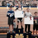 Kadin Poe Wins Sectional and Regional Titles at Mooresville