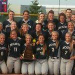 Lady Hawks win Marion County Championship