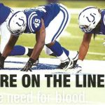 Colts Leadership Challenge Blood Drive