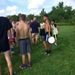 High School Cross Country Supports Middle School @ Hokum Karem