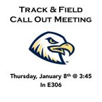 Track & Field Call Out Meeting