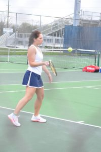 Girls Tennis vs. Martinsville