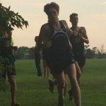 Kyle Gross Wins Greenwood Quad Meet
