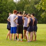 Boys XC Places 4th in 17 Team Invitational