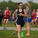 Girls XC Forms a New Foundation at Danville Invitational