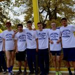 Boys XC Competes @ Semi State