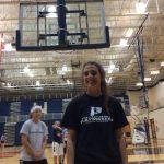 DCHS Girls Basketball Senior Spotlight – Evie Burr