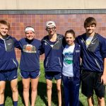 Cross Country Advances Five to Regionals