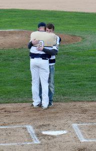 Varsity Baseball vs BG 4/4/17 DC2017EG