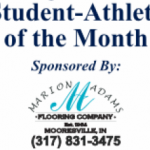 DC Student-Athlete of the Month