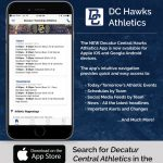 Download the NEW DC Athletics APP!