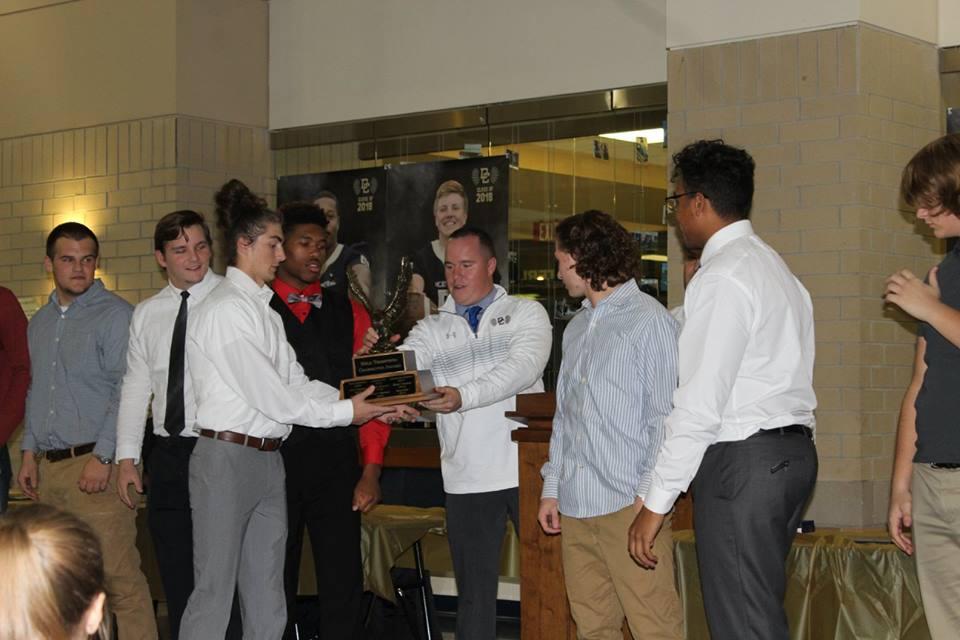 Hawk Football Celebrates a Successful Season