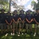 Boys Varsity Golf finishes 5th place at Ihsaa Sectional @ South Grove Golf Course