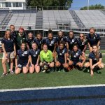 Girls Soccer kicks off July with a TIE at Marian University Scrimmage 7/13