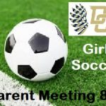 DCHS Girls Soccer – Mandatory Parent Meeting 8/8 6:30pm