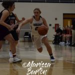 Girls Varsity Basketball falls to Cardinal Ritter 43 – 40 in OT