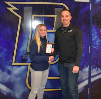 Marion Adams Flooring Athletes of the Month- December 2018