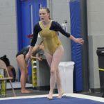 1/8/19 Varsity Gymnastics at Roncalli
