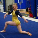 1/24/19 Varsity Gymnastics at Roncalli