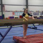 February 19, 2019 – Varsity Gymnastics Franklin Central