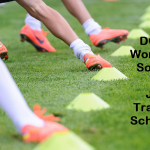 DCHS Women's Soccer-July Training Schedule