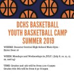 Youth Basketball Camp – Starts Soon!