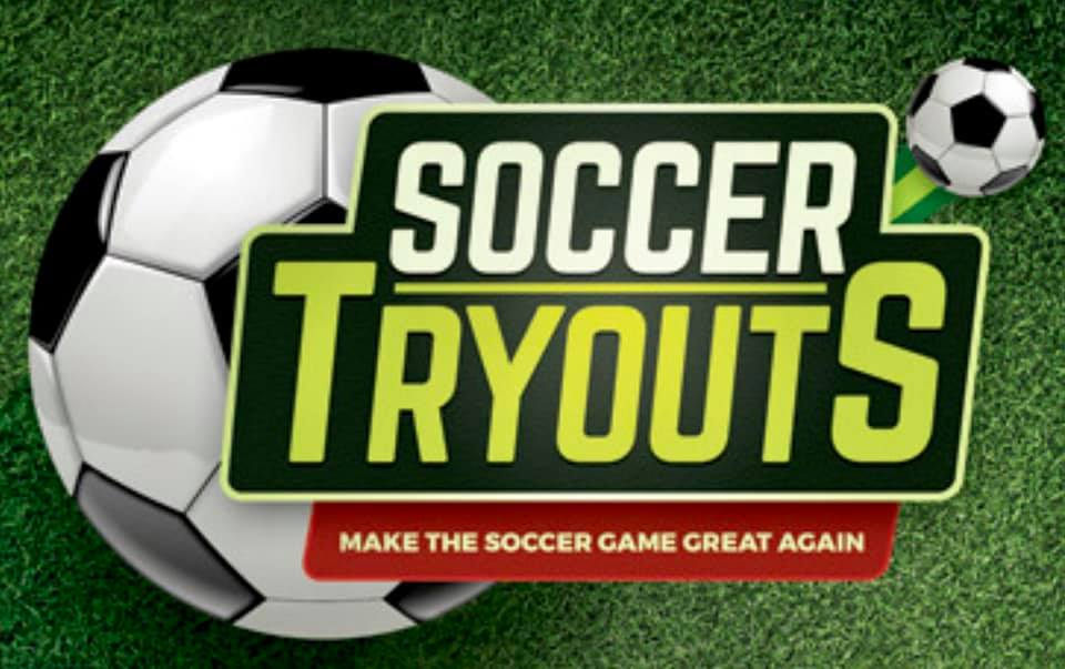 DCHS Girls Soccer TRYOUTS Monday 8/5 @ 4:15p