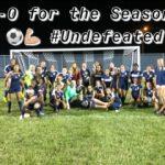 Girls Varsity Soccer wins 5-1 over Southport