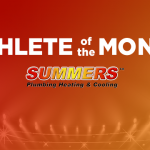 Don't Forget to Vote Summers Plumbing Heating & Cooling December Athlete of the Month