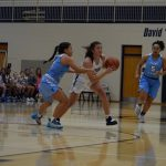 Girls Varsity Basketball falls to Perry Meridian 41 – 34