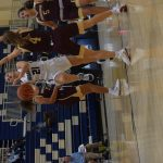 Girls Varsity Basketball beats Brebeuf Jesuit Prep School 55 – 36