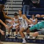 In FANTASTIC FINISH – Girls Varsity Basketball beats Arsenal Technical 55 – 53