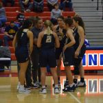 Girls Varsity Basketball falls to Plainfield 48 – 36