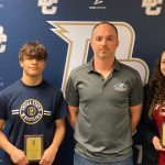 February Marion Adams AOM- Cailin Barr and Conner Alcala
