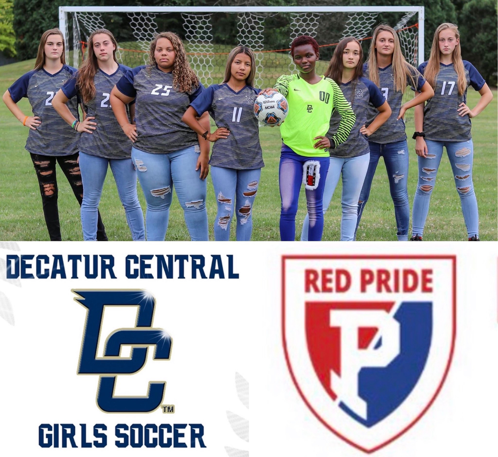 Girls Soccer Conference Championship Game Tonight 7pm at Plainfield