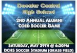 It's almost that time again! 2nd Annual Coed Alumni Soccer Game