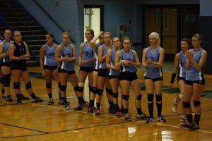 Volleyball 9/9 vs Centerville