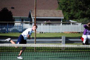 Tennis Boys vs. Lincoln and Batesville