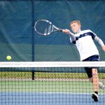 Boys' Tennis Sectional Match October 2nd (4:30 ) and October 4th (10:00 AM) @ Connersville High School
