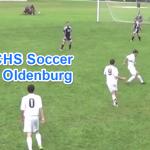 FCHS Boys Soccer vs Oldenburg 9/16
