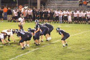 9/19 Football Homecoming Game vs Lawrenceburg