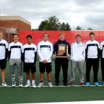 Franklin County High School Boys Varsity Tennis Team Wins Sectional Title