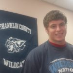 Boys Athlete of the Week Jacob Arnold for Sectional Week