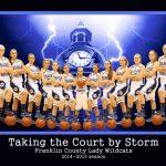 Lady Wildcats vs. Centerville
