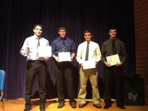 Football Awards Pictures