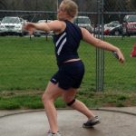 Track and Field Woman of the Meet (Batesville Duel 4/14)