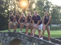 Girls Golf 9-22